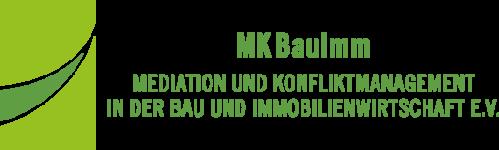MKBauImm Mediation und Konfliktmanagement in der Bau- und Immobilienwirtschaft e.V.